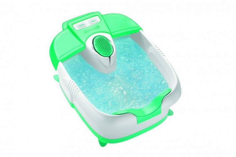 Conair Foot Spa with Massage Bubbles and Heat