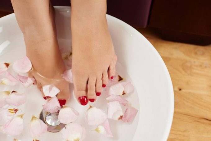 Foot Spa for Neuropathy: Quick treatment for pain