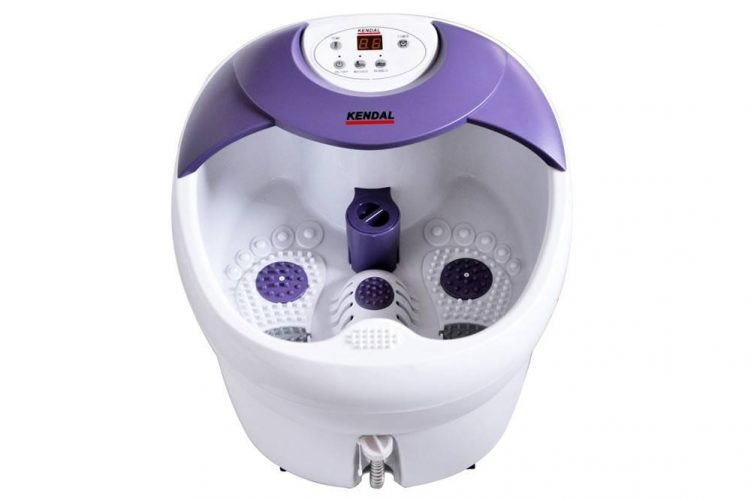 Kendal FBD720 All-in-One Foot Spa Bath Massager