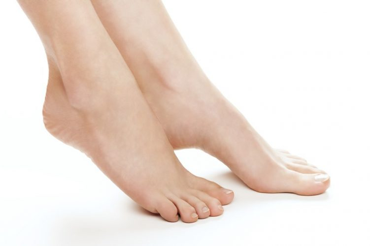 Soothing Pregnancy Aches with a Foot Spa