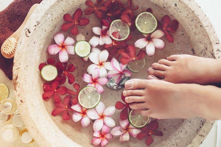 Top 4 Homemade Foot Spa Recipes