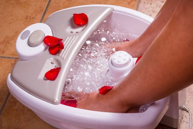 What is the Quietest Foot Spa?